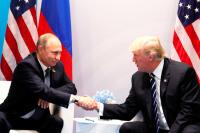 Путин и Трамп встретятся в Хельсинки 16 июля
