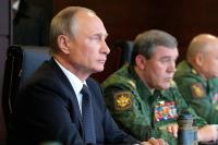 Путин: доля современных вооружений в армии приближается к 60%