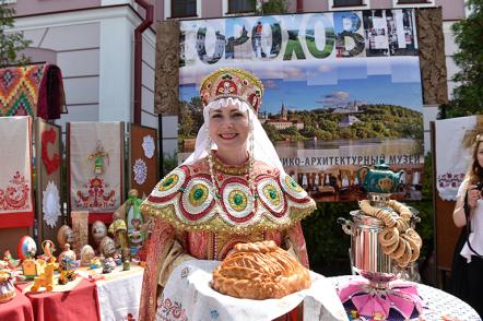 «Историко-культурное наследие России» показали в Суздале