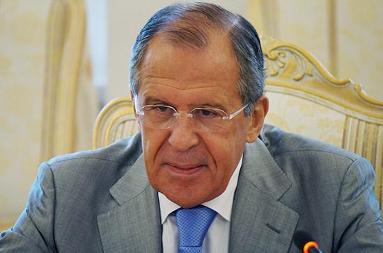 Лавров рассказал, какие уроки РФ извлекла из западных санкций