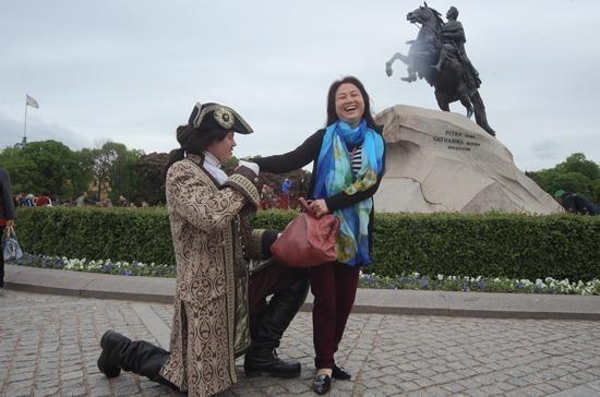 Туристам могут компенсировать часть стоимости путёвки в Россию