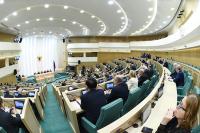 Названы темы встречи сенаторов России и США