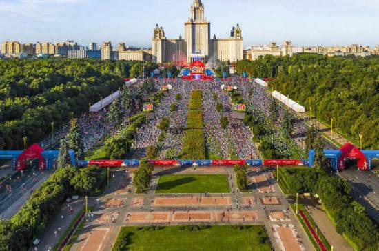Работа фан-зоны в Москве из-за непогоды будет ограничена