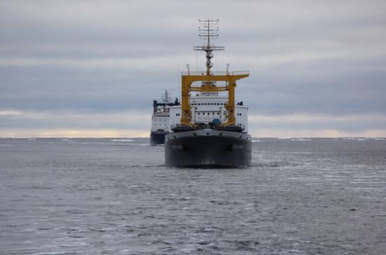 Более тысячи кораблей построено в России с 2010 года
