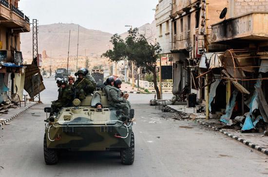 Россия зафиксировала 5 случаев нарушения перемирия в Сирии