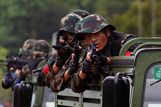 Китайские разработчики заявили о создании «лазерного АК-47»