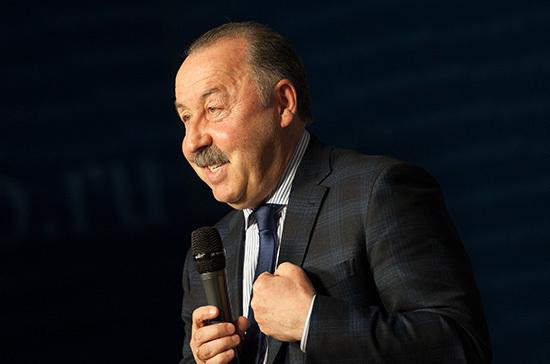 Газзаев рассказал, что привело сборную России к победе