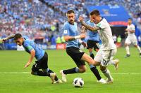 Россия уступила Уругваю на ЧМ-2018