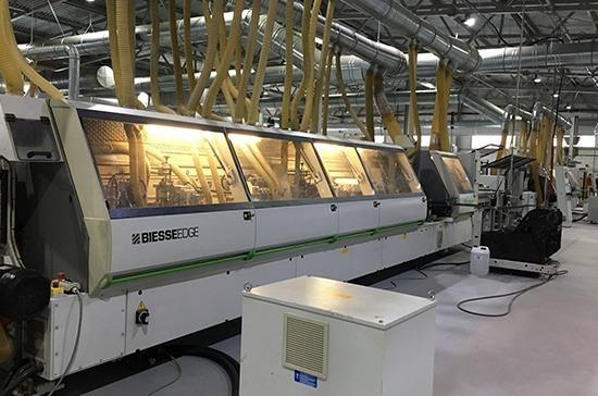 Стекольный участок появится на мебельной фабрике в Торопце