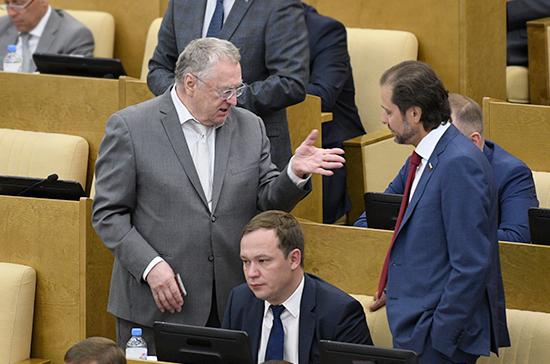 Жириновский предложил создать единый Национальный туроператор