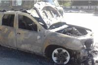 Жительница Астрахани чуть не сгорела в своей машине после ремонта в автосервисе