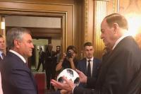 Никонов прокомментировал итоги встречи с американскими конгрессменами