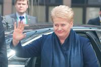 Президент Литвы просит своих дипломатов снижать напряжение между ЕС и США