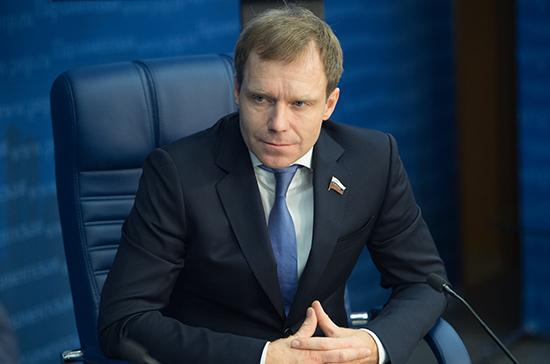 Кутепов предложил разработать законопроект о молодёжных парламентах