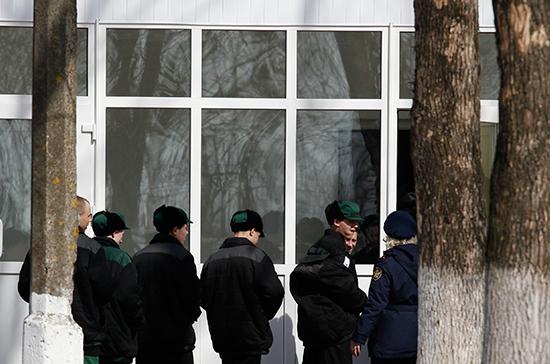ФСИН поддержала инициативу о привлечении к труду заключённых колоний-поселений