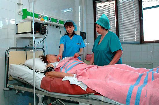 Родственников пациентов пустят в реанимацию