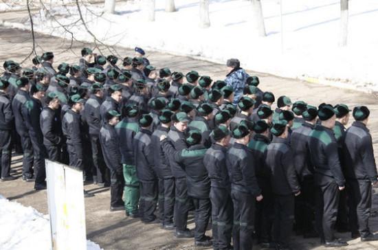 В УФСИН рассказали о трудовой занятости осуждённых