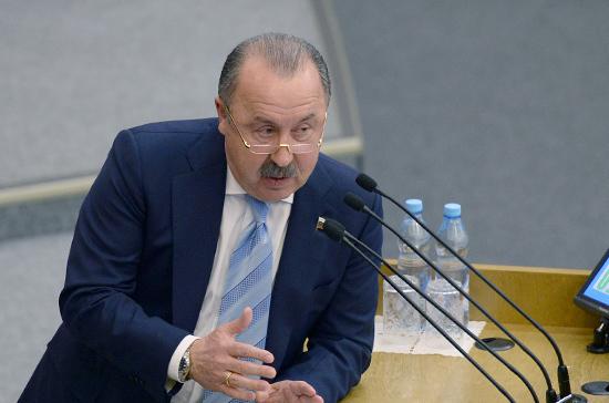 Газзаев призвал пересмотреть ФЦП по развитию физической культуры и спорта