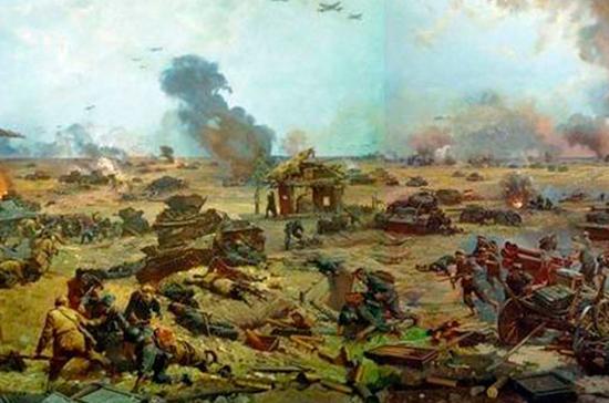 Курской битве исполнилось 75 лет