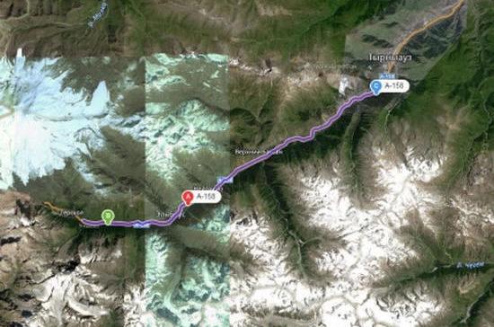В Приэльбрусье из-за подтопления дороги отрезаны и остались без электричества 3 населённых пункта