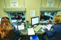 Мигранты из Донбасса просят «особого статуса»