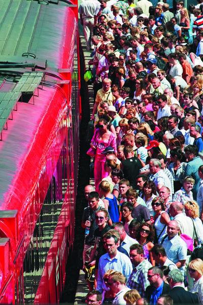 Нужен ли частник на железнодорожном транспорте?