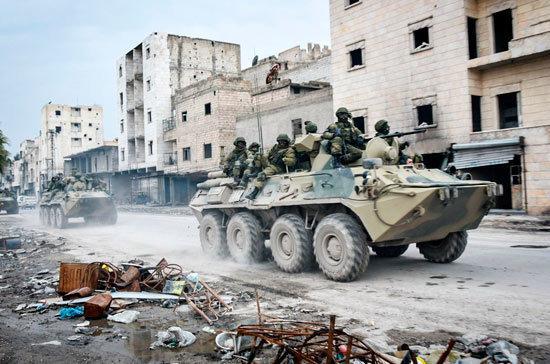 В Алеппо возобновились ракетные обстрелы