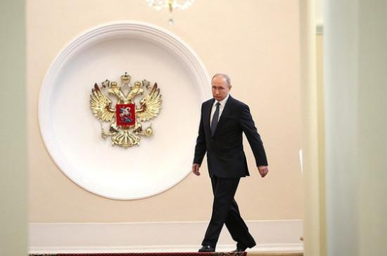 Песков: Путин проведёт совещание с Совбезом РФ 6 июля