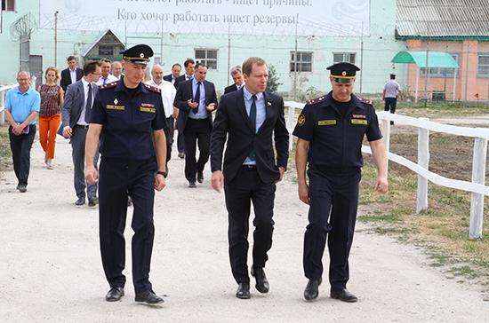 Кутепов призвал власти Мордовии активнее следить за судьбой бывших заключённых