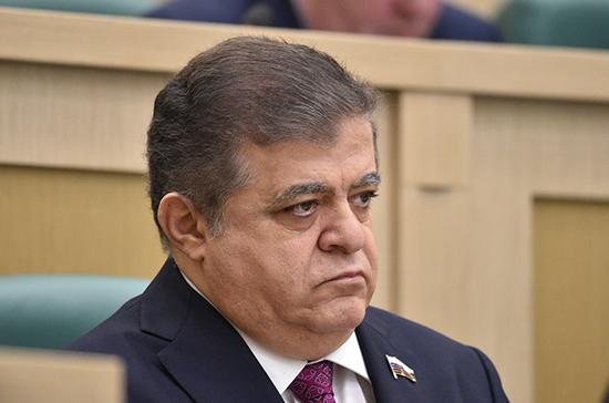 Джабаров: диалог российских и американских парламентариев становится регулярным
