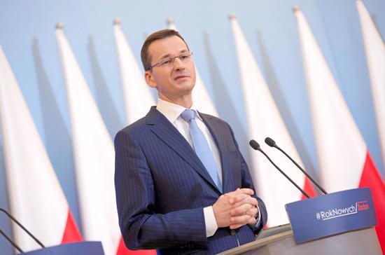 Премьер-министр Польши назвал условие для примирения с Украиной