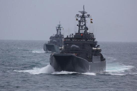 ВМФ до конца года получит 19 новых кораблей