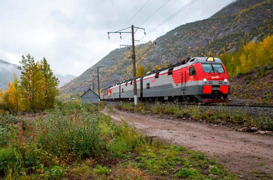 Права на управление поездами будет выдавать Федеральная служба в сфере транспорта