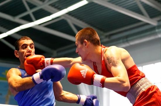 Военные боксёры поборются в Рязани за призы Владимира Шаманова
