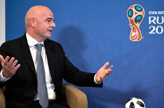 Дочка президента FIFA оставила в России свой аппендикс