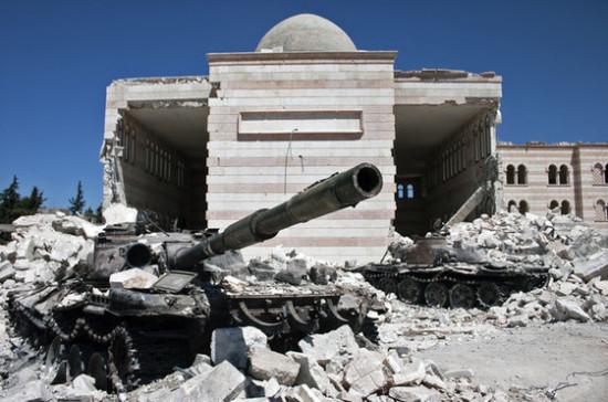 Сирийская армия укрепляет позиции на границе с Иорданией