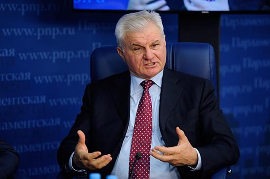 Депутат Плотников назвал приоритетные направления в разработке законодательства по сельхозземлям