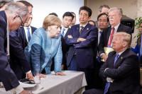 Меркель ответила Трампу на обвинения в зависимости от России