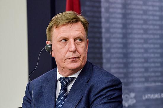 Премьер Латвии не поддержал требование Трампа поднять военные расходы
