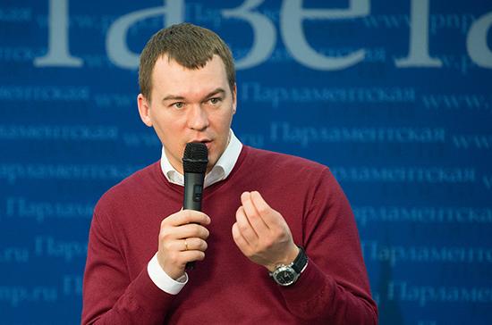 Дегтярев предложил установить памятник первому секретарю московского горкома КПСС Гришину