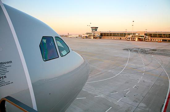 Минпромторг намерен освободить от НДС ввозимые гражданские самолеты