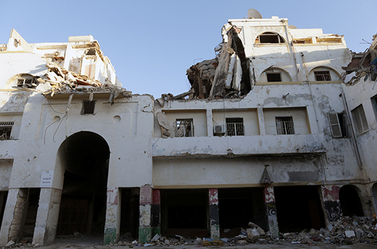 НАТО использовала оружие с обеднённым ураном в ходе бомбардировок Ливии