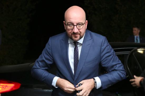 Премьер Бельгии поддержал встречу В. Путина иТрампа