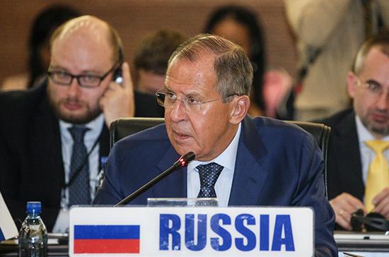 Лавров встретится с Помпео на саммите Россия — США