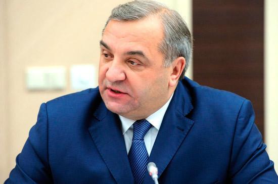 Владимир Пучков возглавил избирательный штаб врио губернатора Приморья