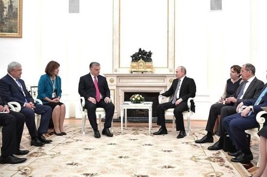 Товарооборот между Россией и Венгрией в первом квартале 2018 года вырос на 25%