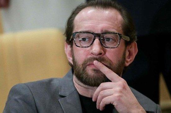Константин Хабенский попал в базу украинского сайта «Миротворец»