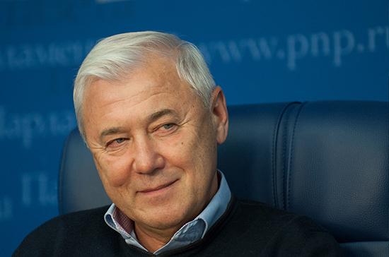 Аксаков назвал позитивным сигналом создание рабочей группы бизнесменов из России и США