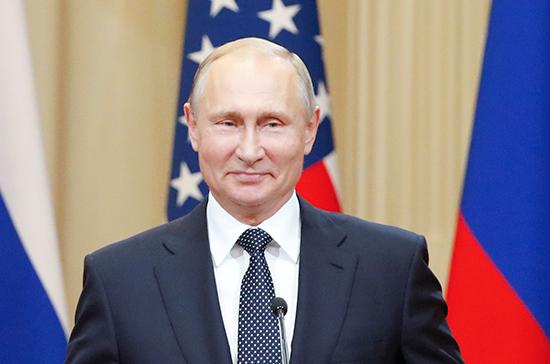 Путин: переговоры с Трампом были успешными и полезными