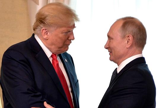 Путин передал Трампу предложения по нераспространению оружия массового уничтожения